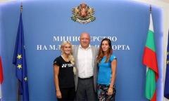 斯托伊娃姐妹妥协,将代表保加利亚参加世锦赛奥运会