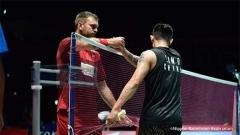 林丹12-6領先被逆轉,國羽男單集體一輪游丨日本公開賽首輪