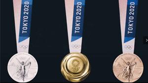 揭秘东京奥运会奖牌制作,你希望谁能带上它?