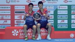 国羽仅混双夺冠,日本摘2金2银丨日本公开赛