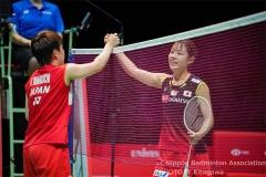 山口茜目标奥运金牌,盼与队友会师女单决赛