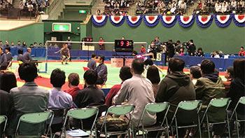 【低視角】只會拉吊?看看桃田賢斗打起進攻來有多快!