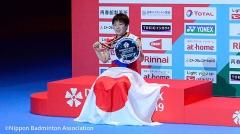 最新排名:山口茜超小戴重登榜首!韓國女雙黑馬首進前十