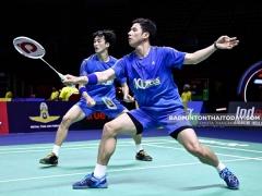 双塔战双蔚丨泰国公开赛1/4决赛
