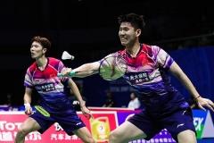 泰國公開賽半決賽,李俊慧/劉雨辰遇遠藤/渡邊