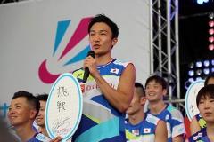 桃田賢斗:世錦賽衛冕很難,但會挑戰去實現它