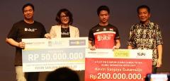 蘇卡穆約獲2億印尼盾獎勵!
