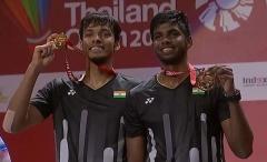 挖来印尼教练林培雷,印度男双盼夺世锦赛奖牌