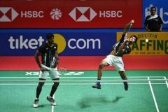 印度男双黑马因伤退出世锦赛,辛德胡最有夺牌希望