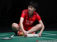 山口茜腰傷復發,日媒:小戴陳雨菲是最大對手