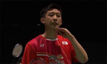 许侊熙VS卢迪克 2019羽毛球世锦赛 男单资格赛视频