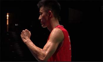谌龙VS马尔科夫 2019羽毛球世锦赛 男单首轮视频