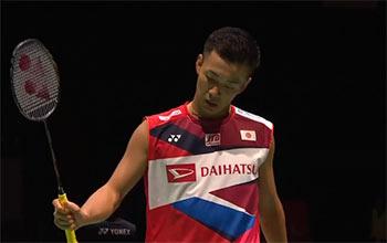 西本拳太VS科尔乔宁 2019羽毛球世锦赛 男单资格赛视频