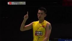 林丹2-1逆转阮天明,黄宇翔一轮游丨世锦赛首轮