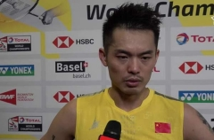 林丹:做好之后的奥运积分赛,期待参加东京奥运会