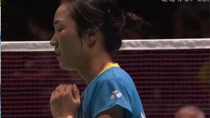 武氏庄VS莱恩 2019羽毛球世锦赛 女单1/16决赛视频