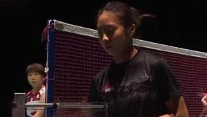 杨佳敏VS山口茜 2019羽毛球世锦赛 女单1/16决赛视频