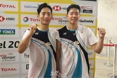 韩国羽球领队:中日看到我们的新双打也会慌神