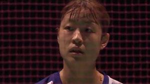 奥原希望VS成池铉 2019羽毛球世锦赛 女单1/8决赛一分6合视频