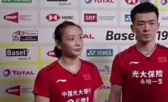 鄭思維:王懿律/黃東萍我們在決賽等著你們