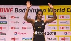 印度羽协:辛德胡创造历史,成首位夺得世锦赛金牌印度人