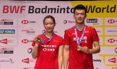 国羽1金4铜收官,桃田辛德胡称霸男女单打丨世锦赛决赛