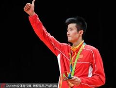 奧運積分排名:諶龍超過林丹,石宇奇跌至38名