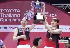 日本女双内战跟腱断裂退赛,世锦赛积分却归零