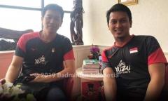 亨山组合世锦赛夺冠,获得2亿印尼盾奖励