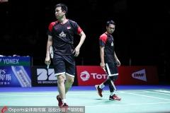 陶菲克世锦夺冠之后,印尼大赛全靠亨德拉、纳西尔支撑?