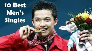 外媒评羽坛10大男单,他是四大天王之一竟没有上榜?