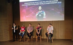 为奖励世锦赛夺冠,阿山再获6.5亿印尼盾奖金