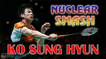 韩国第一重炮手!高成炫暴力钉地板集锦