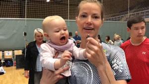 女儿超可爱抢镜,佩蒂森/尤尔复出丹麦国内联赛!