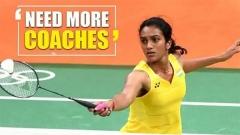 辛德胡:印度需要高水平教练来培养新的冠军