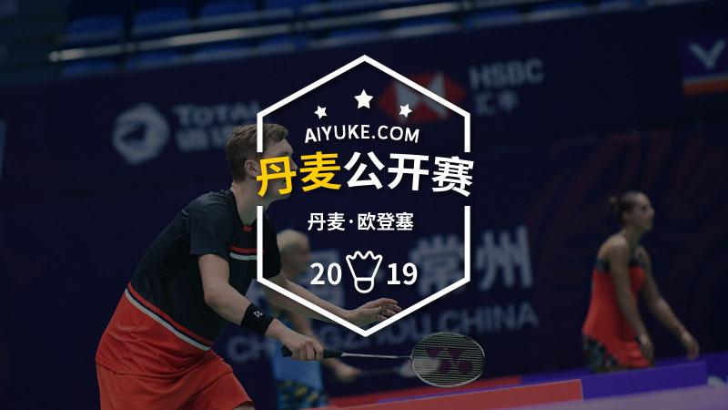 2019年丹麦羽毛球公开赛