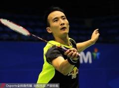 杜鹏宇加入中国香港队,负责男单组训练