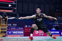 中国公开赛1/4决赛,谌龙迎战伍家朗