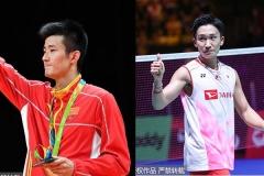 谌龙vs桃田贤斗丨中国公开赛半决赛