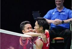 中国公开赛决赛,桃田贤斗vs金廷成焦点之战