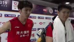 刘雨辰:不知道怎么说,说不出来了