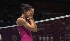 陶菲克:马琳不愧是羽坛皇后,明年奥运再拿好成绩