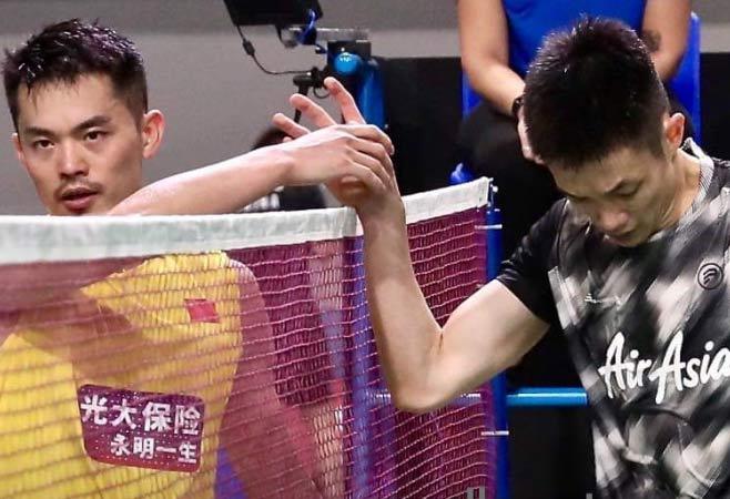 林丹韩国赛一轮游集锦,这状态东京奥运还有戏吗?