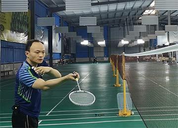 这个正反手网前搓球教程,讲得非常仔细!