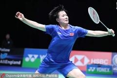 韩国公开赛决赛,何冰娇冲击本赛季首冠