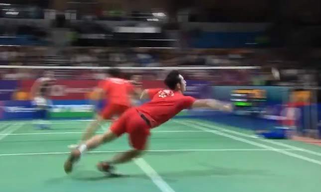 韩国赛半决赛最佳球,这是什么神仙防守?