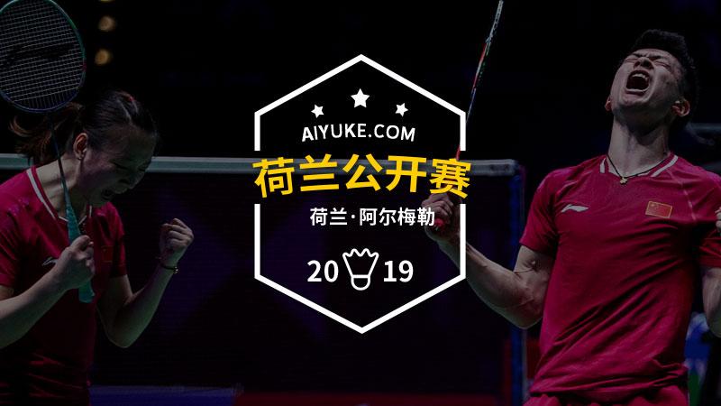 2019年荷兰羽毛球公开赛