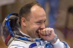 宇航员:羽毛球是太空职业者最理想的运动