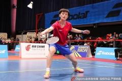 国羽混双全军覆没,欧烜屹/张楠晋级丨荷兰1/4决赛