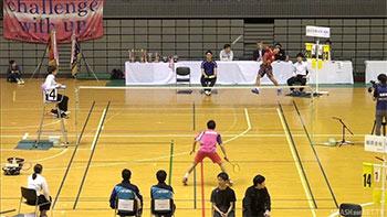 看看2019日本大学锦标赛,男单1/8决赛水平如何?